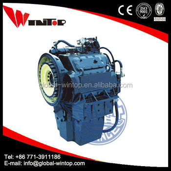 Advance T300/1 reduction transmission gearbox