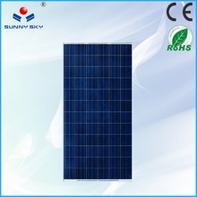 flexible pv panel300w poly amorphous silicon module solar panels the lowest price TYP300