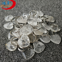 Best price crystal shape fashionable crystal keychains crystal jewelry, for wedding gifes