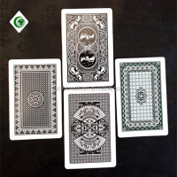 280gsm paper core playing cards,casino oyun kartlar,paper Material and Normal Type Glowing Playing Cards