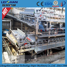 Paper making machine for tissue paper mill/ price of paper mill