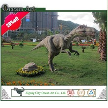 Outdoor High Quality Mechanical Theme Park Prehistoric Robot Dinosaur Model