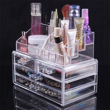 Acrylic Jewelry & Cosmetic Storage Display organizer