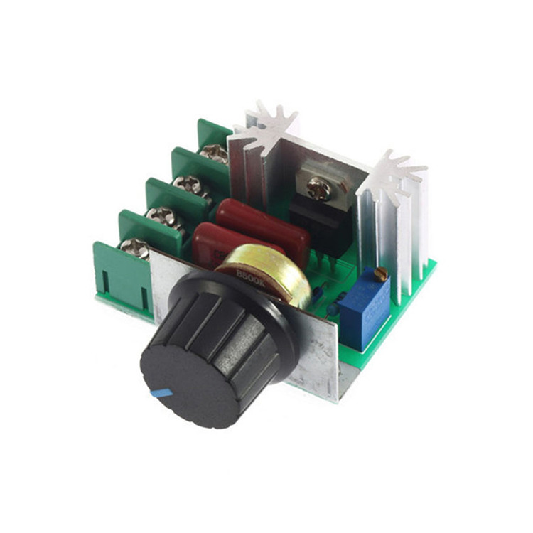 High Power Thyristor Dimmer Electronic Voltage Regulator Module 2000W