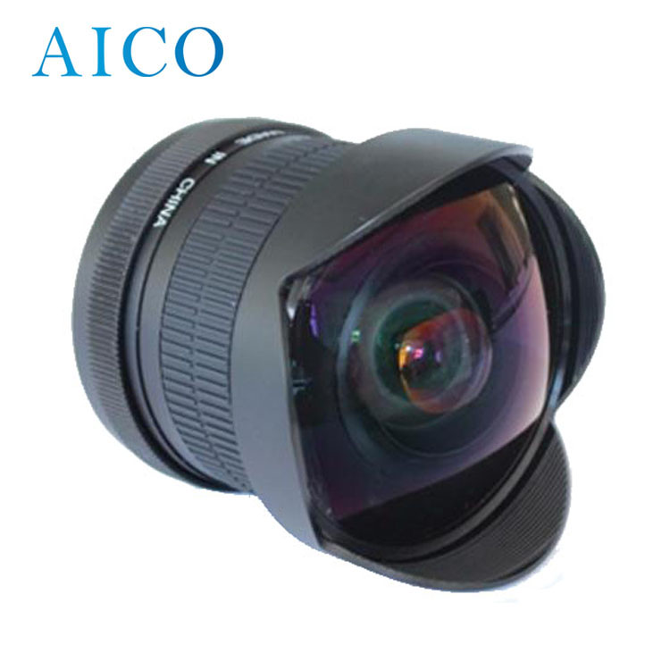 China F3.5 Günstige Weitwinkel 8mm Fisheye-objektiv Für Nikon Canon ...