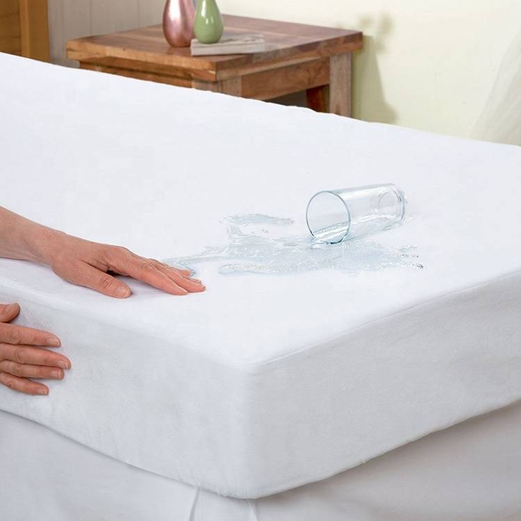 high quality quilted bleaching waterproof mattress protector cover - Jozy Mattress | Jozy.net