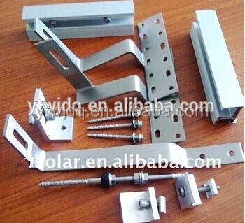 OEM stainless steel hook solar roof tile hook Factory direct sale