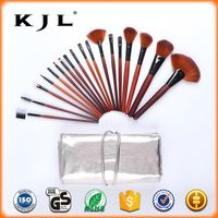 Fashion Pink Double End 4Pcs Make up Brushes Set High Quality