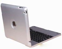 notebook case with bluetooth keyboard for ipad 3
