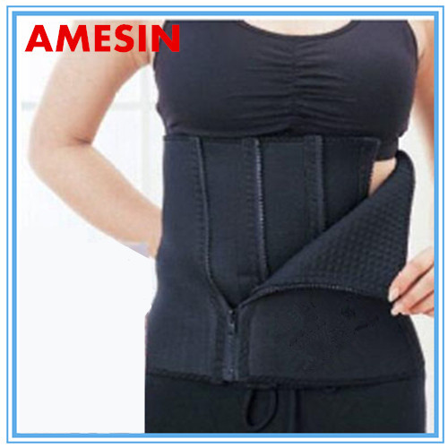 4 Steps Shape Waist Trimmer Body Slimming Massage Belt