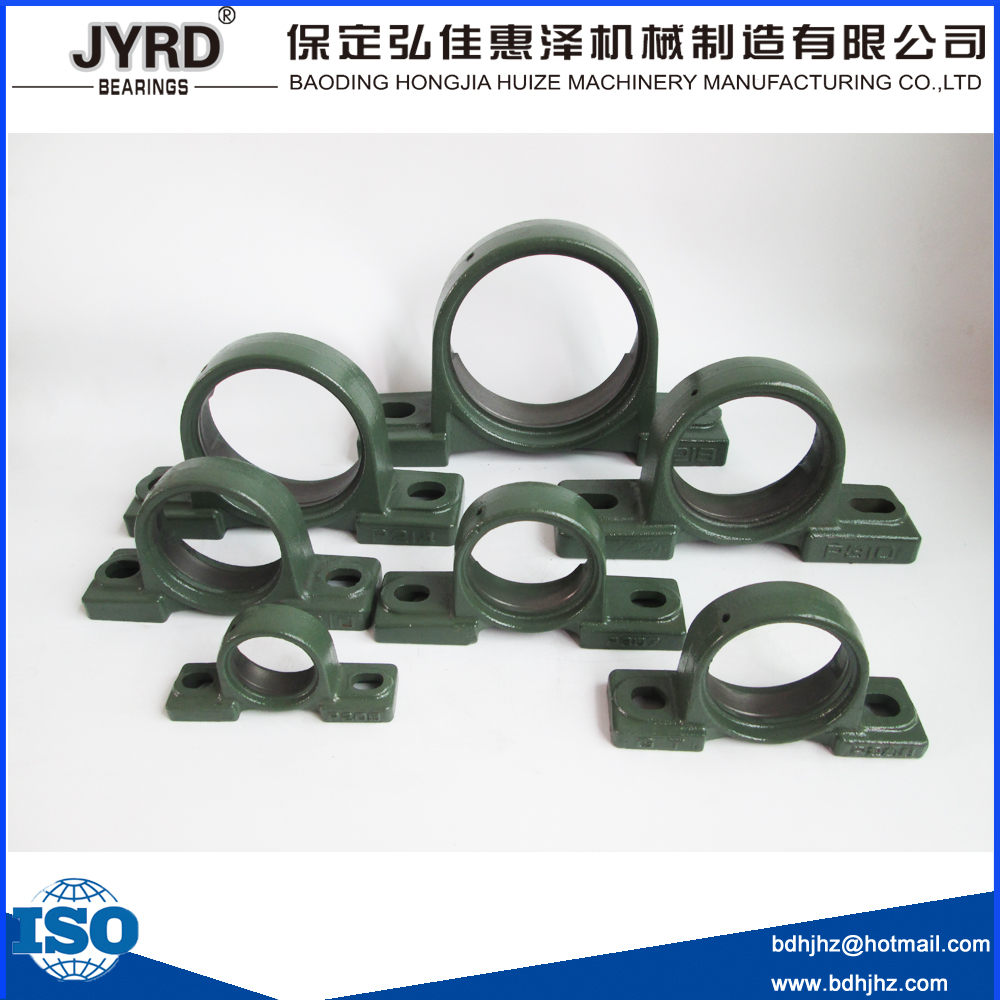 casting FC200 and FCD 450 material bearing pedestal P203 pillow block
