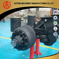 14T BPW lift axle for trailer