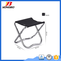 Wholesale Metal folding lightweight aluminum outdoor fishing chair