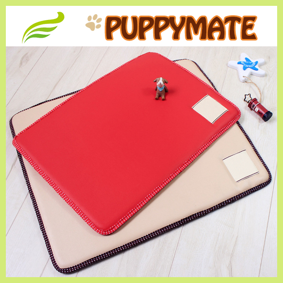 wholesale pet bed pad/multisize dog pad, warm dog bed mat