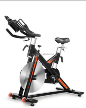 Nice price exercise spin bike trainer