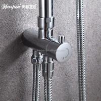American Standard Bath Shower 304 Stainless Steel Head Shower Ecuador Column Shower