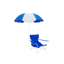 Promotion Hot Sale Automatic Folding Hawaii Beach Parasol