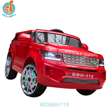 WDBBH118 Fashion Children's Electric Toy Repair Car With Four Wheel Suspension For Kids