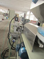 vacuum cleaner spiral and soft tube machine
