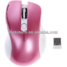 6d optical mouse,24g wireless optical mouse