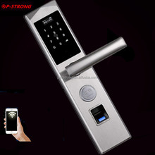 Hidden Lock Core Security Door Lock Parts Names With Free Door Handle
