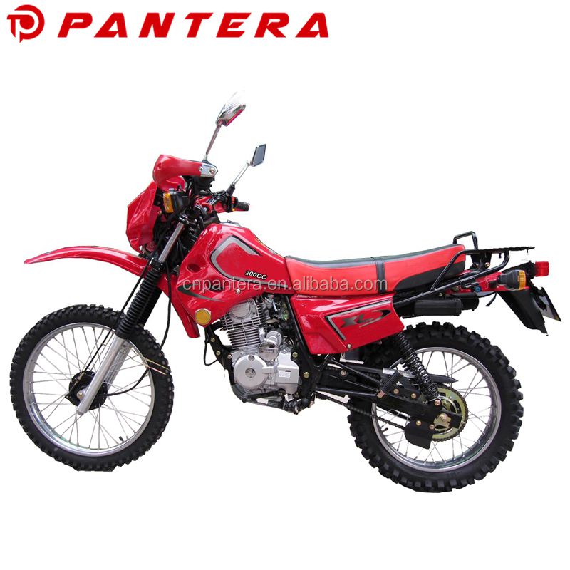 Bolivia Market 4 Stroke Cheap Jialing 150cc Motorcycle 125cc Dirt Bike