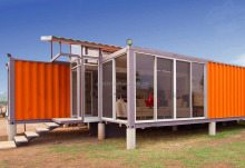 Prebuilt Solar Container Home mobile house