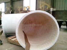 Chemical Plant Dust Removel Alumina Ceramic Lined Pipes