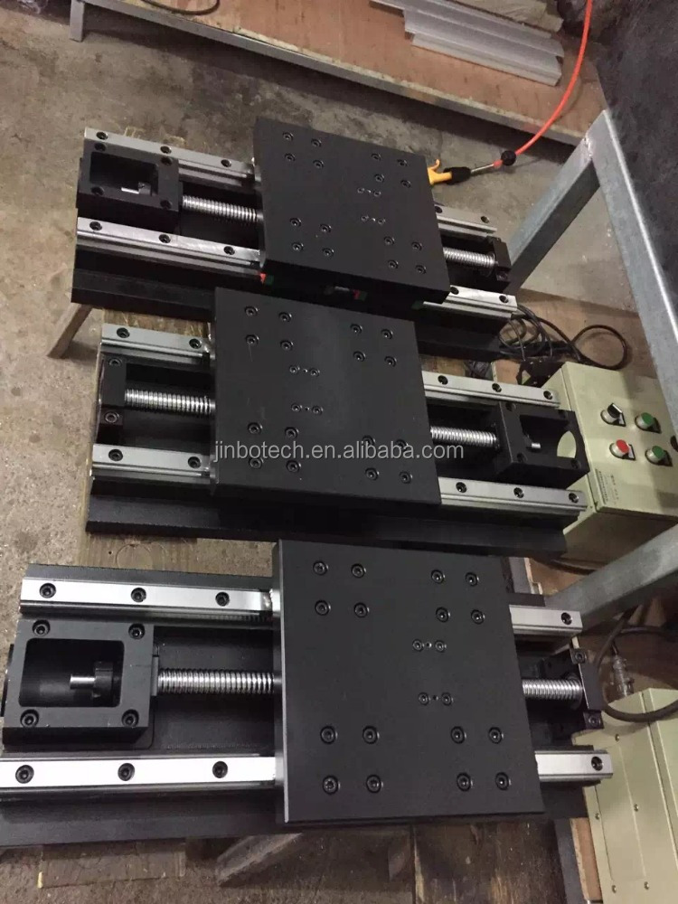 automation robot compents linear module unit linear ball bearing unit linear motion unit linear guideway <strong>rail</strong> made in China