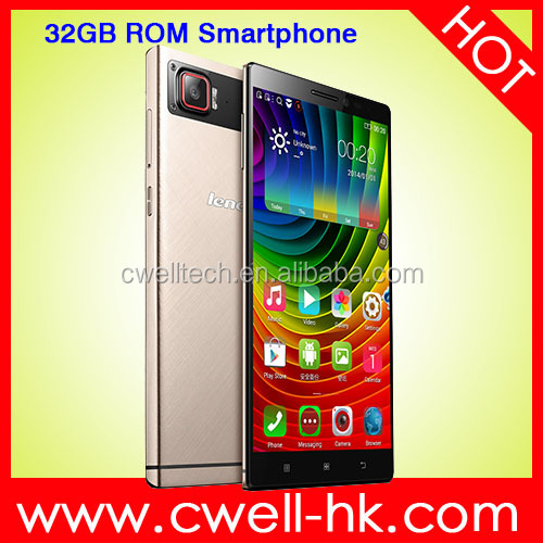 Factory Price For 5.5 Inch Lenovo VIBE Z2 Qualcomm MSM8916 4G LET Dual SIm Card Mobile Phone
