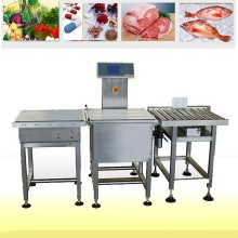 Hot Sale Auto Dynamic Check Weigher For Beverage, Instant Noodles,Cake