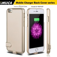 Unique cell phone accessory smart battery funky mobile phone case for apple 6 plus