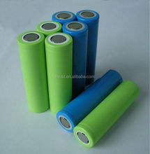 high capacity aa rechargeable batteries18650 sanyo 2600 mAh rechargeable battery cell Sanyo battery for power supply