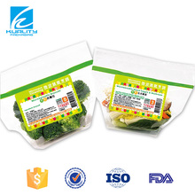 Laminated clear transparent plastic dry fruit bags packaging