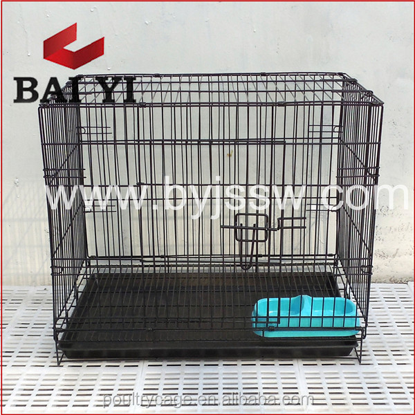 High Quality Big Animal Cage/Galvanized Dog Cage