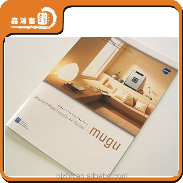 professional factory overseas furniture brochure design