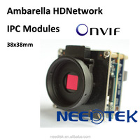 Full hd CMOs sensor 1080p camera module with POE and WDR function