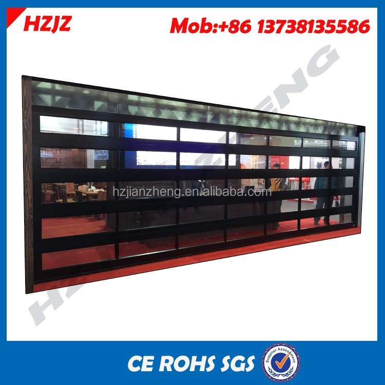 wooden car door systems surface non deformation non bending new type garage door