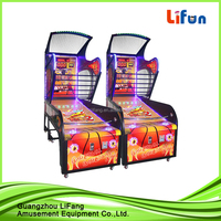 2017 Luxury Coin Operated Basketball Game Machine