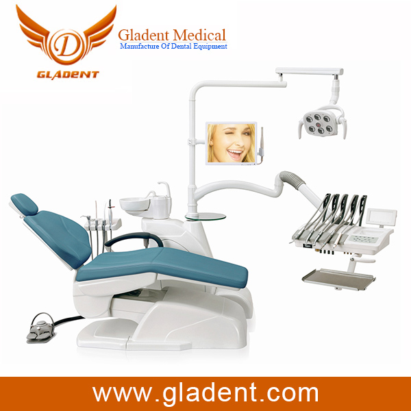 Foshan Hot Selling Gladent fauteuil dentaire siemens