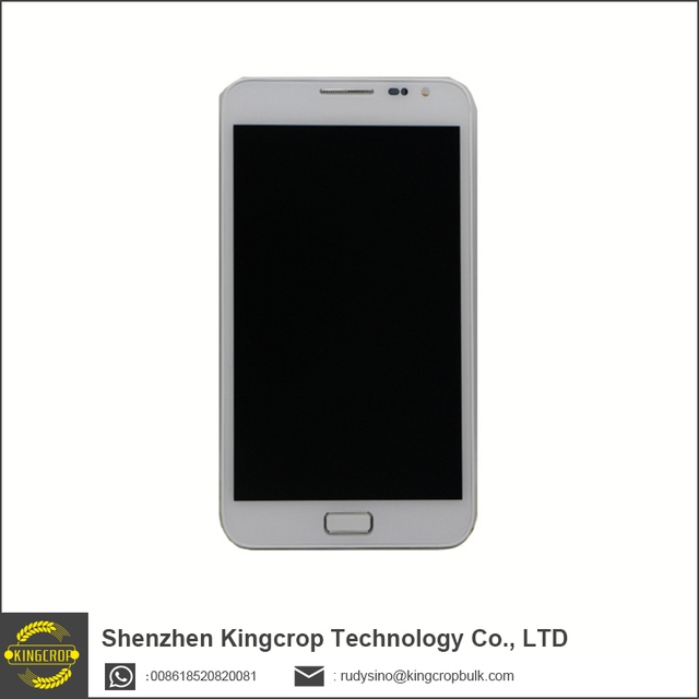 Kingcrop For Samsung Galaxy Note 1 N7000 I9220 LCD Screen + Digitizer with frame
