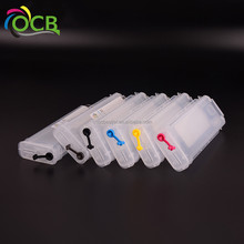 Ocbestjet wholesale refill ink cartridges for HP 72 for HP T770 T790 T1120 T610 printer inkjet cartridge