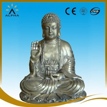 Customized Size Casting Bronze Buddha Statue