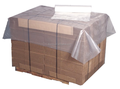 Clear Eco-Manufactured PE covering and packing film