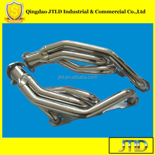 JTLD Universal Stainless Steel Exhaust Header For NEW Chevy 88-95 Truck 305 350 5.7L GMC