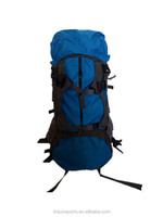 professional large capacity hiking/coming backpack with reinforced corners for traveling