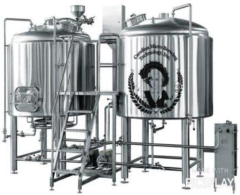 Hotels beer brewing equipment 3BBL
