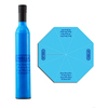 Custom Wholesale Promotional Wine Bottle Umbrella
