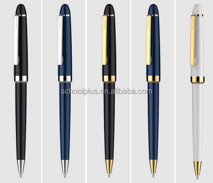 bamboo ballpoint pen 2017 <strong>promotion</strong> items good quality metal pen hot selling ball pen