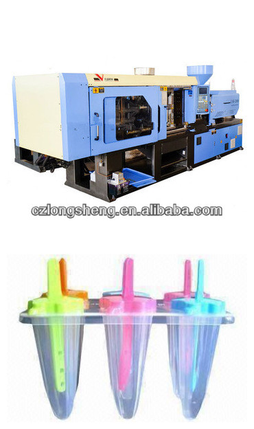 Injection Moulding Machine for Ice Lolly Mould